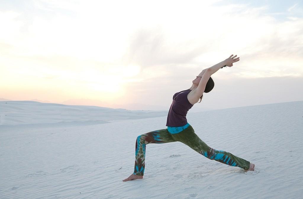 Forrest Yoga Practice